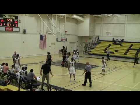Feather River vs. Marin College Men's Basketball 2nd Half LIVE 11/10/16