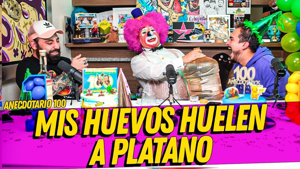 La Cotorrisa - Anecdotario 100 - Mis huevos huelen a platano FT. Platanito