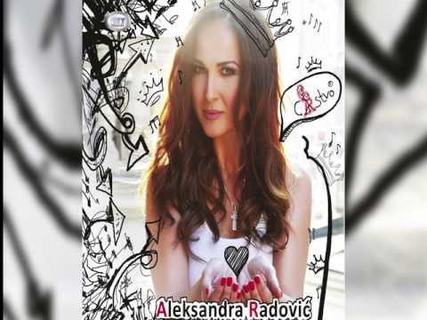 Aleksandra Radovic -  Sa Mnom - ( Official Audio 2017 ) HD
