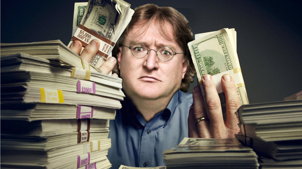 How & Why Steam Makes So Much Money