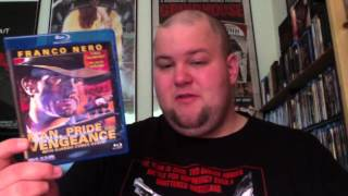 MAN, PRIDE, AND VENGEANCE (Blu-ray Review - Blue Underground)