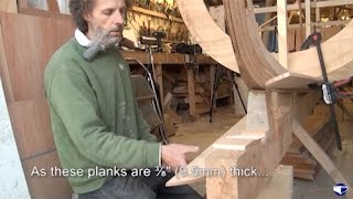 Steaming Planks ~ How To Steam The Garboard Planks On A Sailing Dinghy