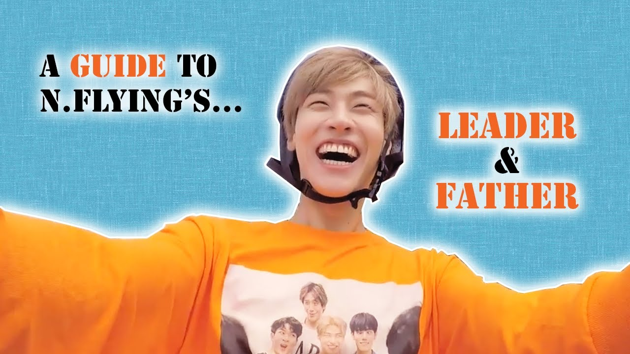 A Guide to N.Flying's Leader and Father: Lee Seunghyub [엔플라잉/이승협]