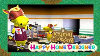 Animal Crossing Happy Home Designer Day 7 A 24-hour shop Download Event