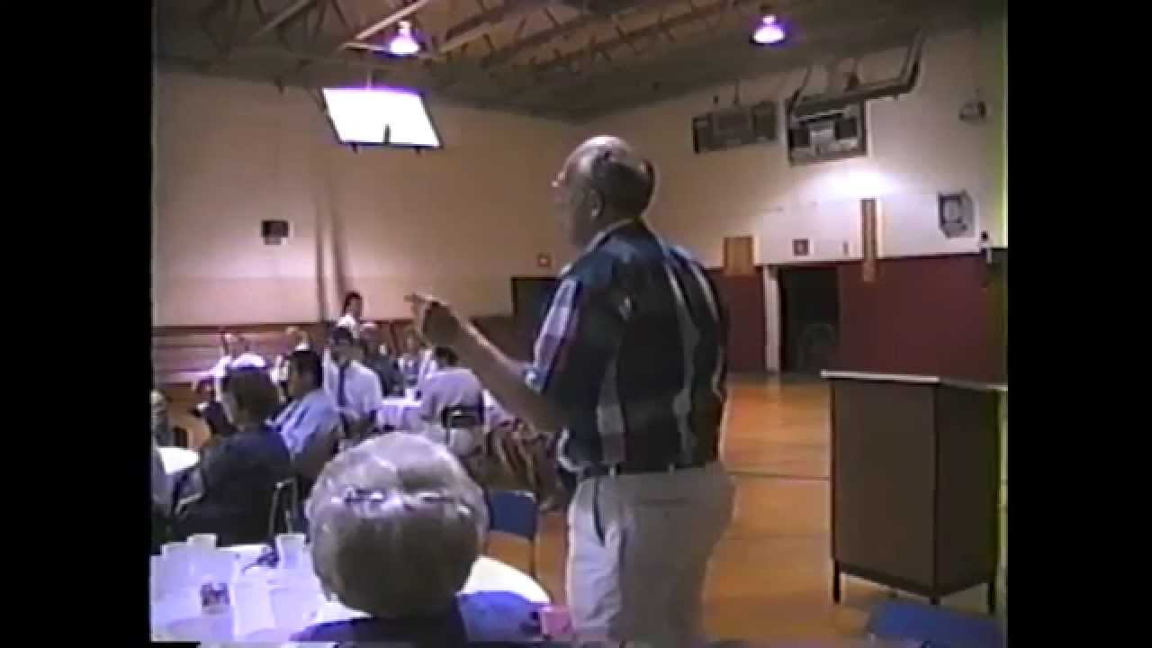 WGOH - Champlain High School Reunion part two  7-23-95