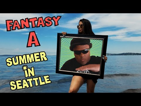 "Fantasy A - ""Summer In Seattle"" (Official Music Video)"