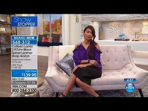 HSN | Colleen Lopez Gemstone Jewelry 09.28.2017 - 01 AM