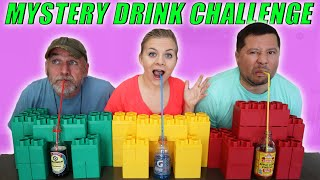 Mystery Drink Challenge | Guess The Weird Drink Challenge