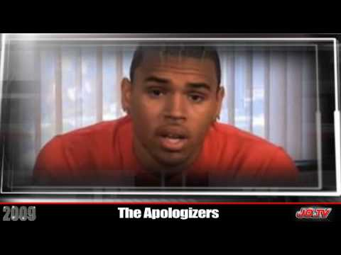 Top 5 Apologies of 2009 - Chris Brown , Kanye, Lil Mama, Tiger Woods