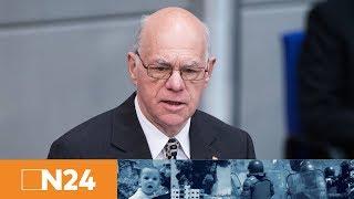 Gedenkfeier für Helmut Kohl: Lammert kritisiert die Witwe Maike Kohl-Richter