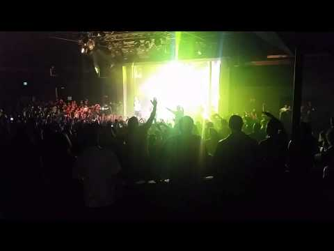 """Army Of The Pharaohs performing """"Dump The Clip"""" LIVE In Santa Ana, CA 10/22"""