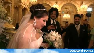 видео Анна Нетребко и Юсиф Эйвазов спели в Москве
