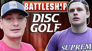 Disc Golf Battleship