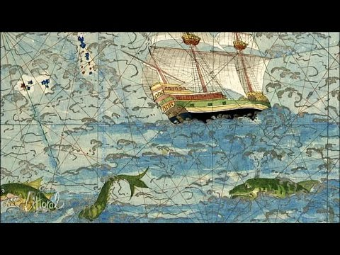 Littoral, l'âge d'or des cartes marines