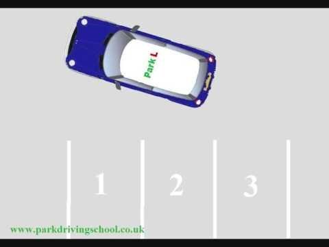 13 Bay Parking - Park Driving School Cheltenham - Driving Lesson - Manouvre
