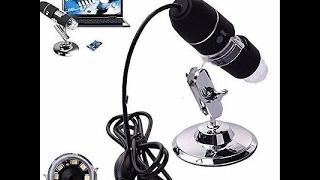 استعراض مايكروسكوب روعه Digital Microscope
