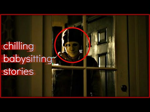 HORROR MOVIES SAVED MY LIFE | Babysitting TRUE SCARY Stories! | BEST OF HALLOWEEN