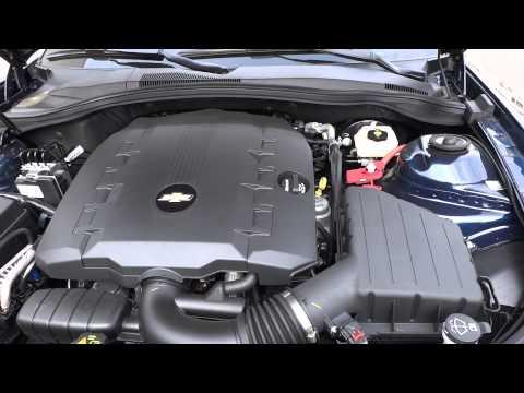 2012 Chevrolet Camaro LS: Review