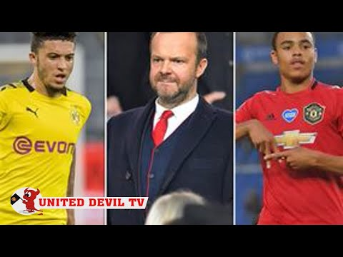 Man Utd adopt Jadon Sancho transfer stance with Paul Pogba considered in plan - news today