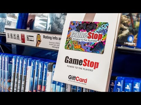 GameStop Doesn't Think Amazon Is Killing It Just Yet