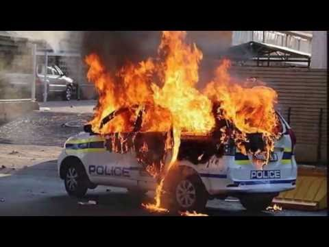 South African News – Riots In Tshwane Pretoria – PART 2 – Images The SABC Did Not Want You To See