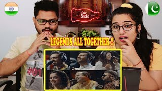 Indian Reaction On Coke Studio Season 12 | Promo | Krishna Views