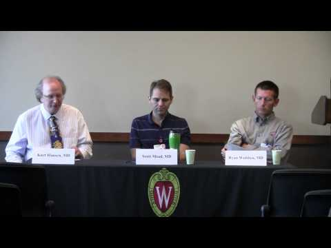 Medical School Admissions Panel - Part 1