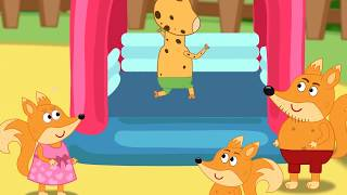Fox Family Сartoon for kids full episodes #238