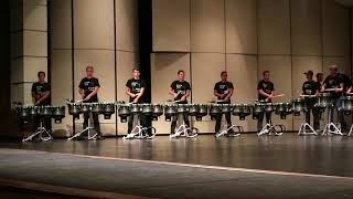 Martian Mambo - MSU Drumline at the 2017 Day of Percussion