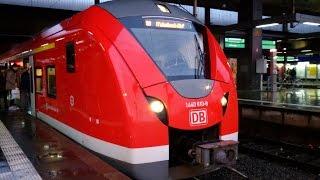 zge in dsseldorf hbf mit ice thalys flirt2 talent 2 br111 br146 br423 422 br1440 und mehr