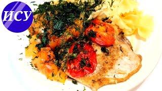 Щука в духовке. (минтай, треска) ПП рецепты. Очень вкусный быстрый ужин или обед с пользой.