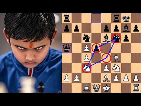 Youngest Chess Grandmaster Ever | Abhimanyu Mishra