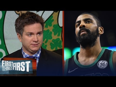 Chris Mannix on the struggling Boston Celtics | FIRST THINGS FIRST