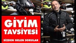 CBR 125, YZF R125 ve Scooter 1500, 2000 tl Giyim Tavsiyeleri, Sizin Sorularınız