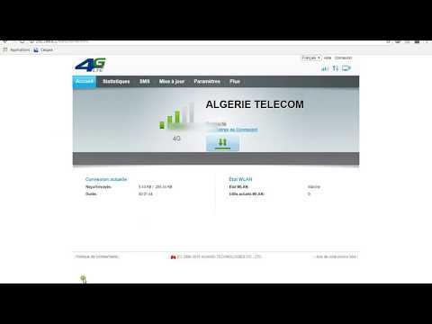 STARTIMES ALGERIE TELECOM TÉLÉCHARGER MODEM 4G FLASH