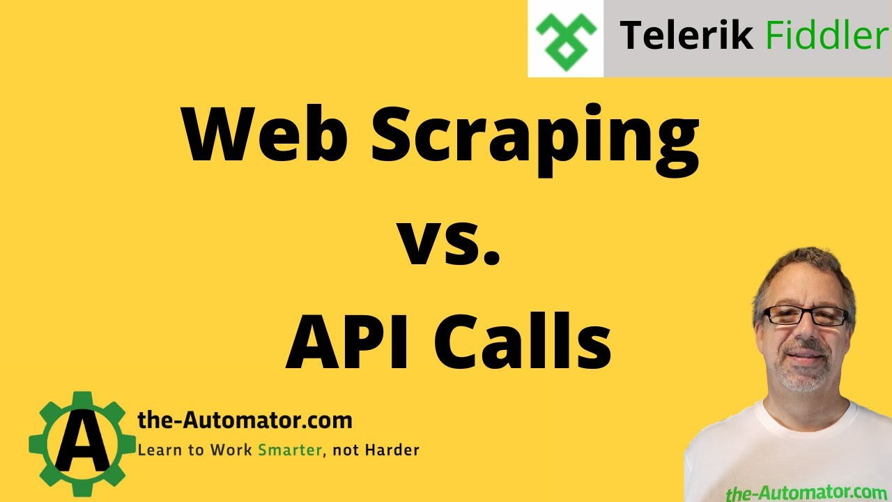 Web Scraping – Automating my world