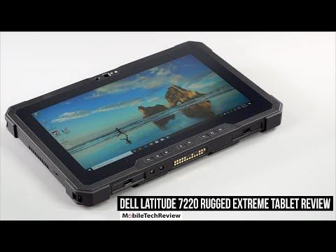 Dell 7220 Rugged、i7、16G、1TB、筆、ATM、指紋、立架、USB擴展、GPS、鍵盤、LTE、座充