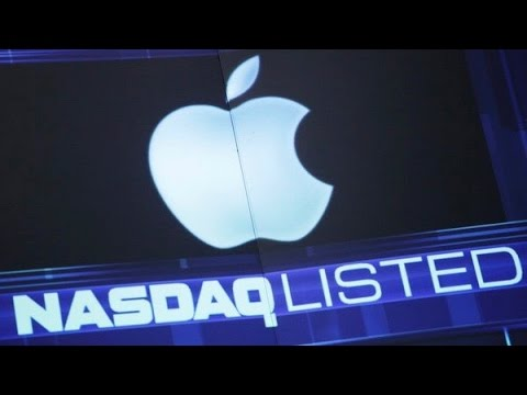 Why Apple's Stock Plummeted