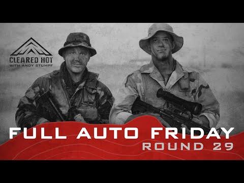 Full Auto Friday - Round 29