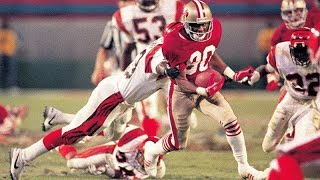 All 22 Postseason Touchdowns by Jerry Rice!