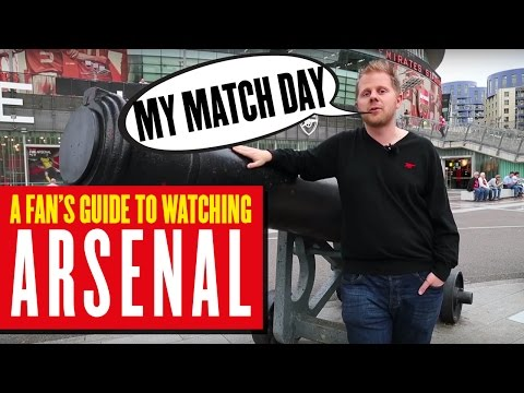 A fan's guide to watching Arsenal at The Emirates