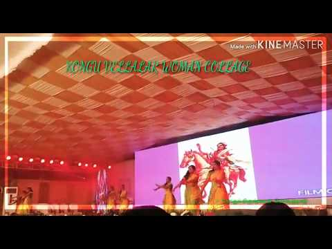 Kongu Vellalar Woman Collage / Dheeran Chinnamalai Song