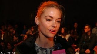 Jaime King Reveals the 6 Things She Can't Live Without | New York Fashion Week