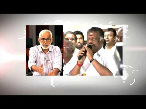 The AIADMK Crisis; Who will lead TN Forward ; Editor's Hour 10/02/2017