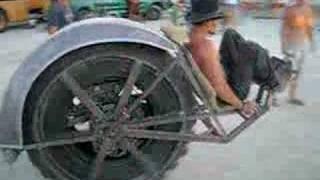 Motor Wheel 02 Burning Man