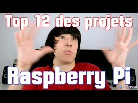 Top 12 des projets à faire |Introduction au Raspberry Pi Ép. 2/4 |HD Français
