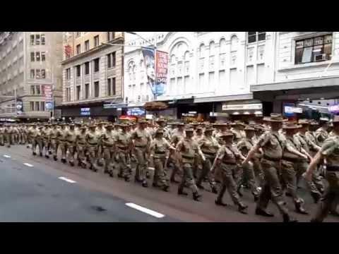 ADF Parade 21 March 2015
