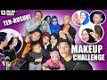 MAKEUP CHALLENGE TER RUSUH Gen Halilintar