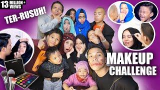 MAKEUP CHALLENGE TER RUSUH | Gen Halilintar