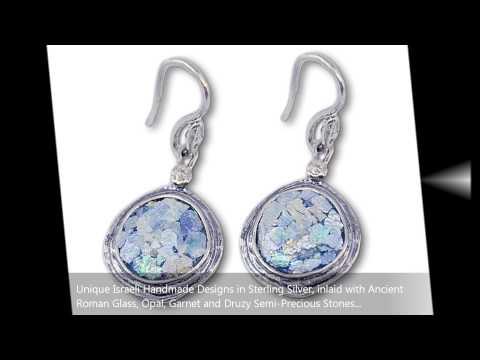 Israeli Silver Jewellery, Jewlery Made In Israel
